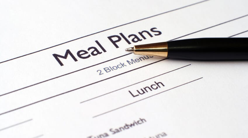 Meal Plan Reviews